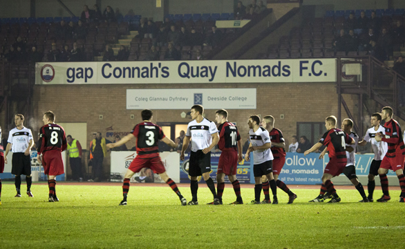 The Nomads v Afan Lido. Tue 16th Apr 7.30pm ko - Match Preview
