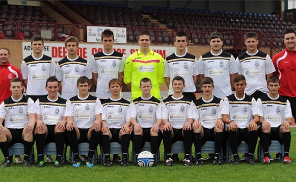 5 Nomads Youth selected for NEWFA Under 18s match