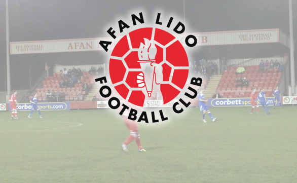 Afan Lido v The Nomads, Sat 1st Dec, 2.30pm ko - Match Preview