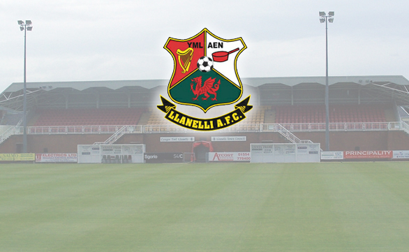 Llanelli AFC v The Nomads,  Sun 11th  Nov, ko 2.30pm - Match Preview