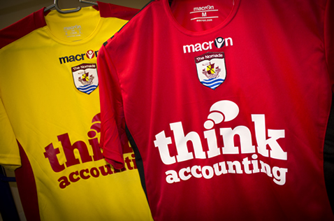 The Nomads launch brand new look for 2013-14 season