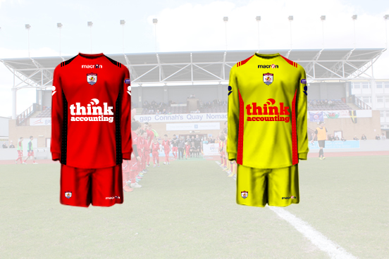 New Home and Away Kits
