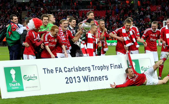 Nomads to host FA Trophy winners