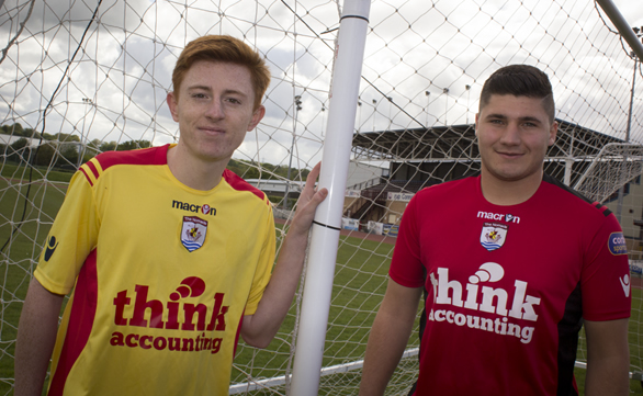 Academy stars graduate to Nomads first team