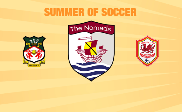 The Nomads announce huge Summer of Soccer