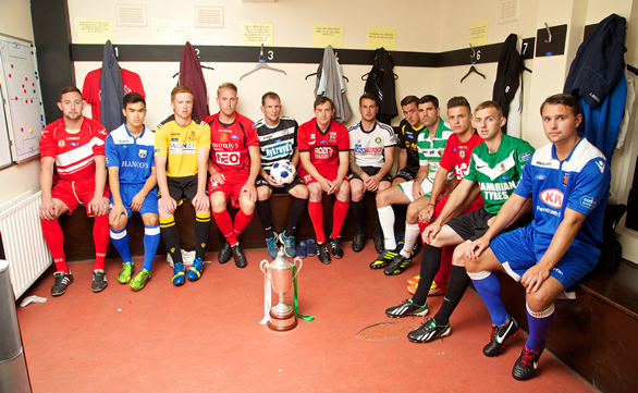 Festival of football as the Welsh Premier League returns
