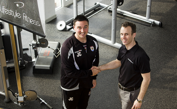 Nomads sign deal with Lifestyle Fitness
