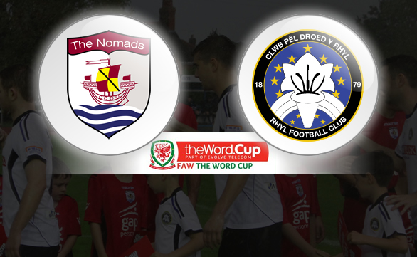 Nomads to host Rhyl in theWord Cup