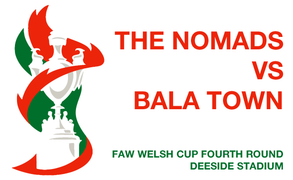Nomads to host Bala in fourth round