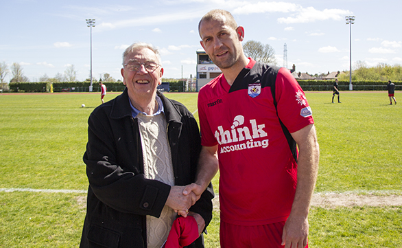 Nomads appoint new Vice President