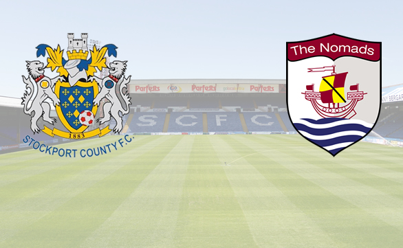 Stockport County friendly confirmed