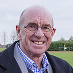 Roger Speed - Honorary Club Patron