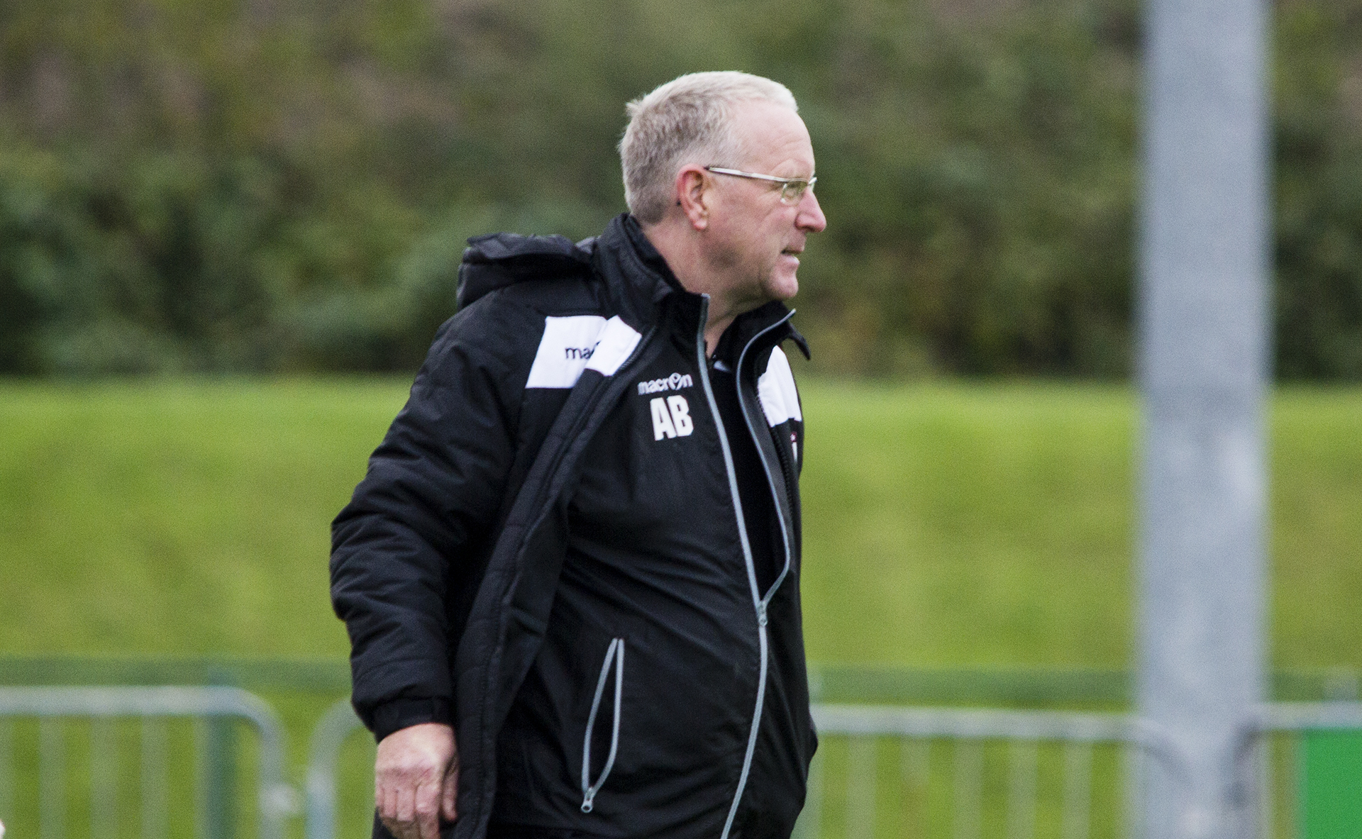 Allan Bickerstaff leaves The Nomads