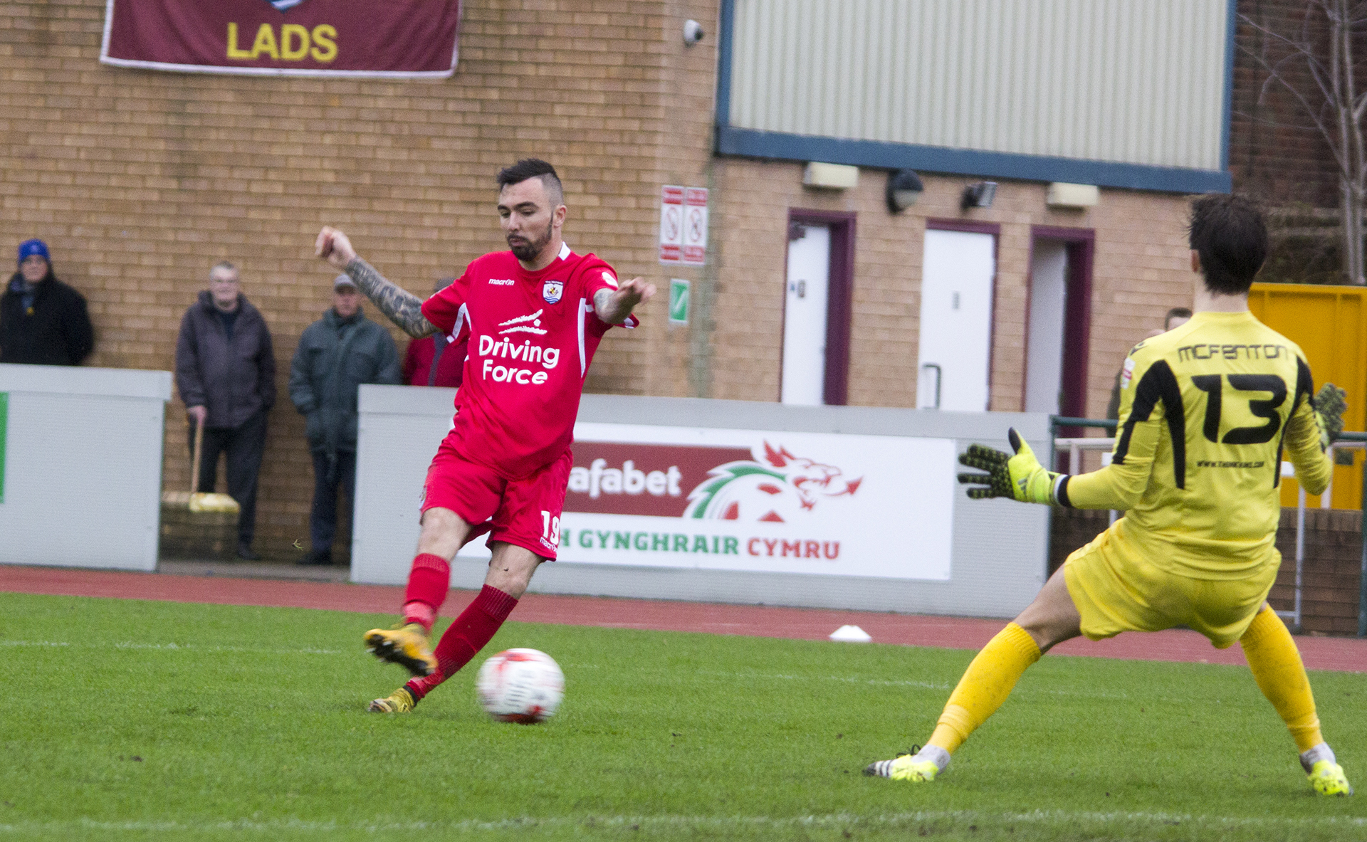 Five star Nomads too good for Talbot