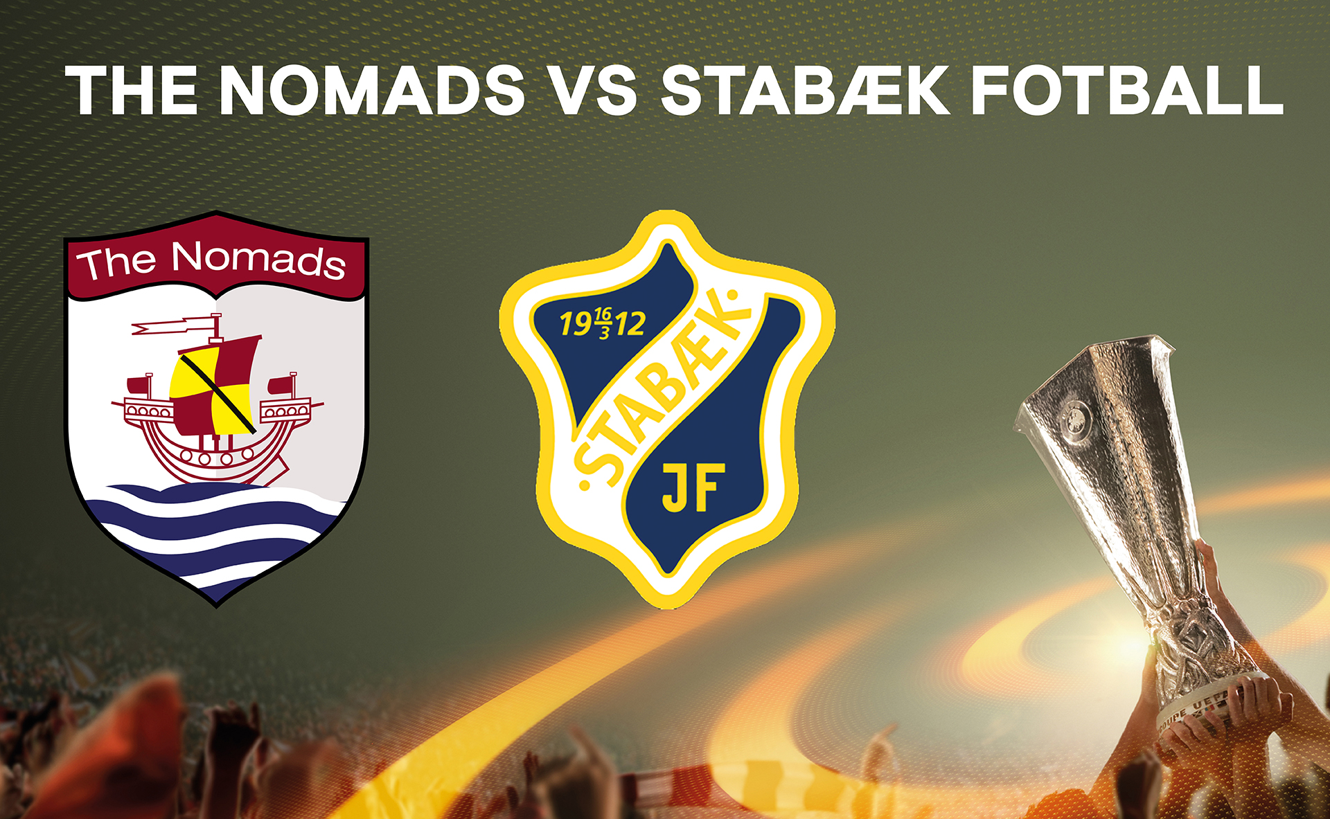 Nomads to face Stabæk in historic first European tie