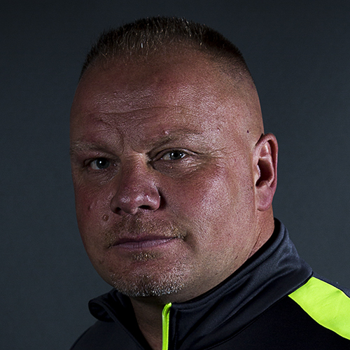 Andy Morrison - First Team Manager