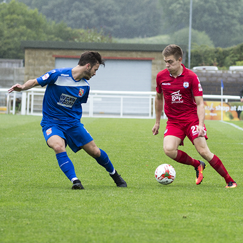 Match Highlights from Bangor City FC 0-2 The Nomads