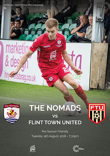 The Nomads vs Flint Town United - Pre Season Friendly