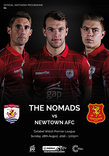 The Nomads vs Newtown - Dafabet Welsh Premier League