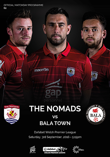 The Nomads vs Bala Town - Dafabet Welsh Premier League