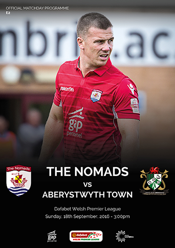 The Nomads vs Aberystwyth Town - Dafabet Welsh Premier League