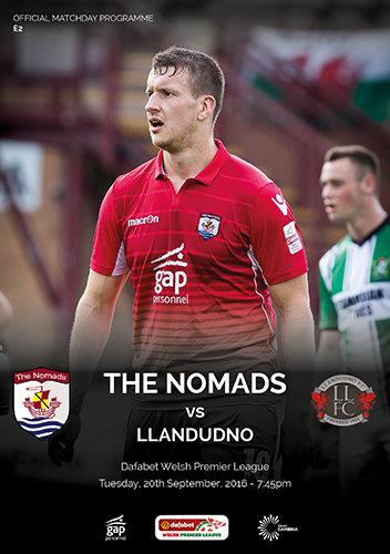 The Nomads vs Llandudno FC
