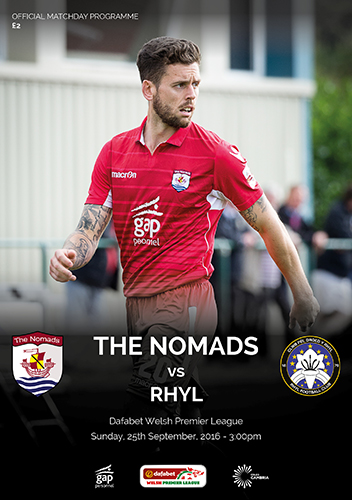 The Nomads vs Rhyl - Dafabet Welsh Premier League