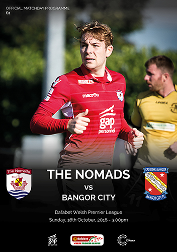 The Nomads vs Bangor City FC