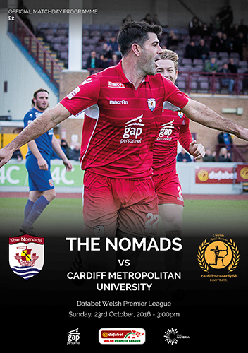 The Nomads vs Cardiff Metropolitan University FC