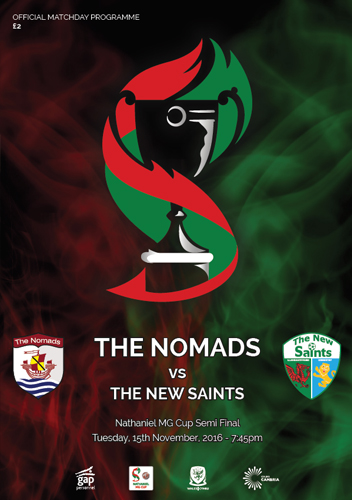 The Nomads vs The New Saints - Nathaniel MG Cup