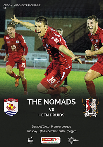 The Nomads vs Cefn Druids