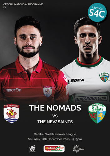 The Nomads vs The New Saints