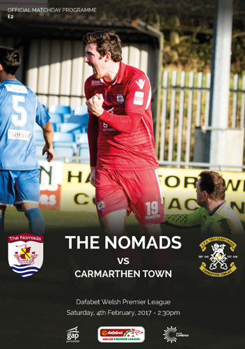 The Nomads vs Carmarthen Town