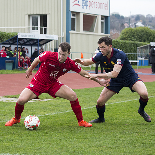 Match Highlights from The Nomads 2-0 Cardiff Metropolitan University FC