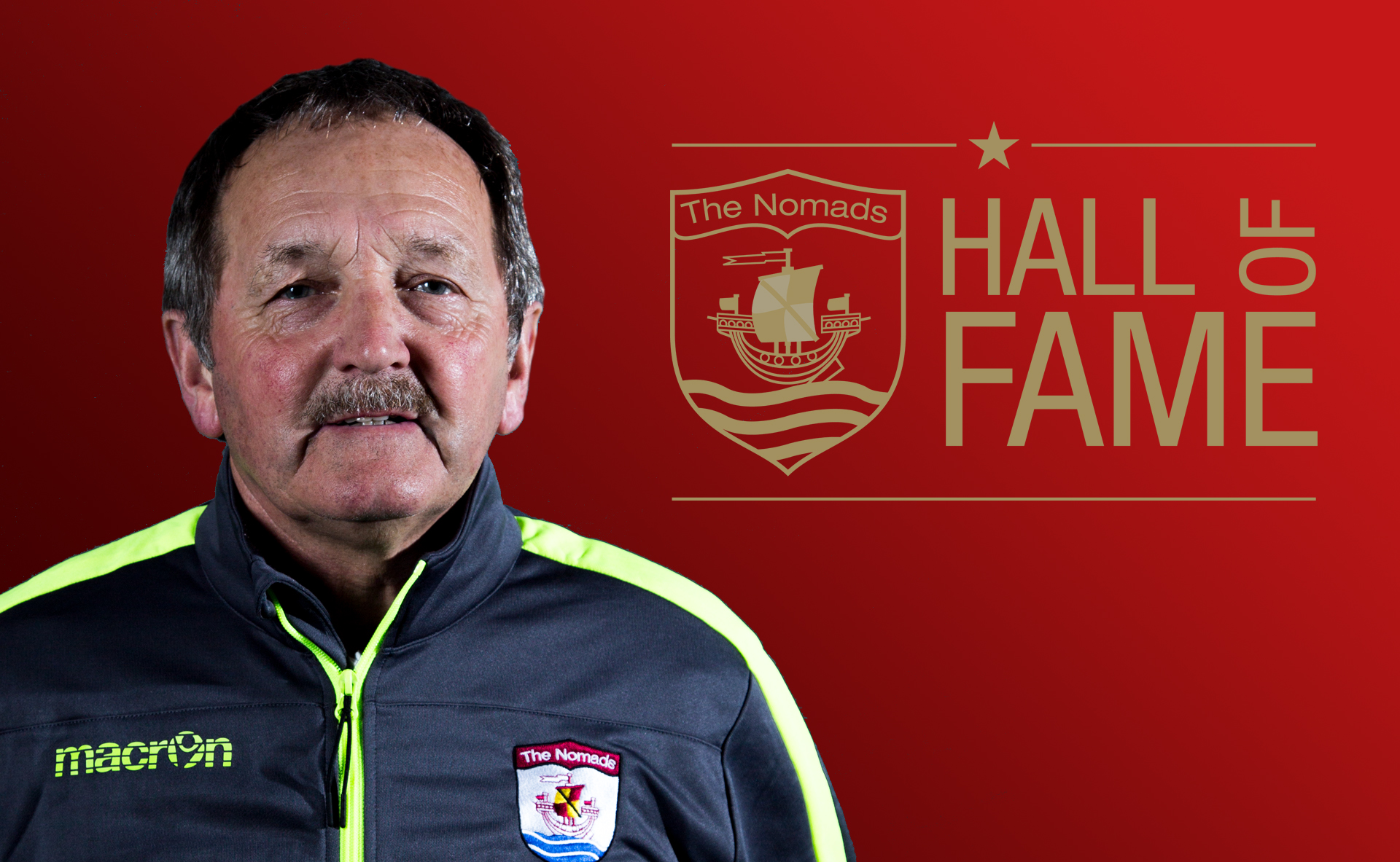 Latter to join Nomads Hall of Fame