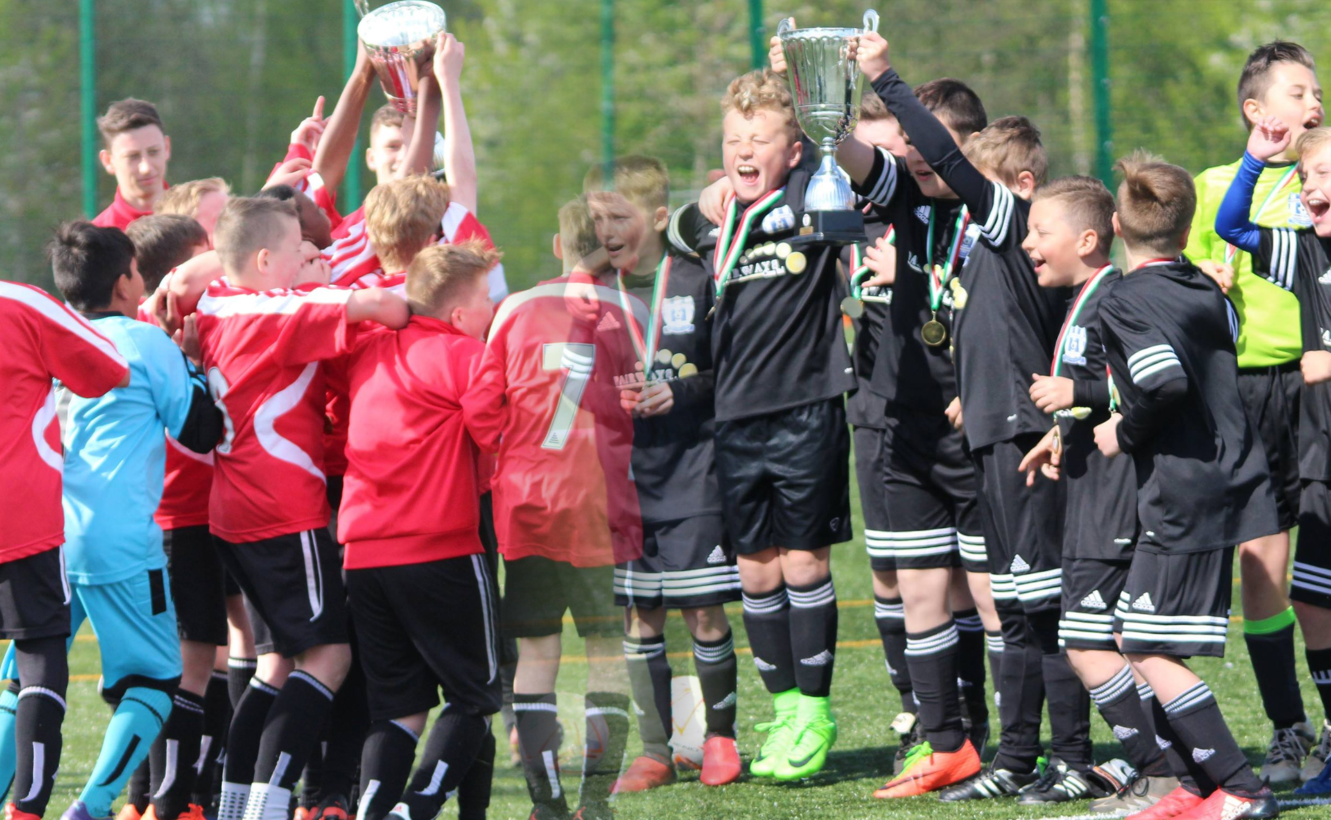 Nomads Easter Tournament raises over £2,500 for gap charity foundation