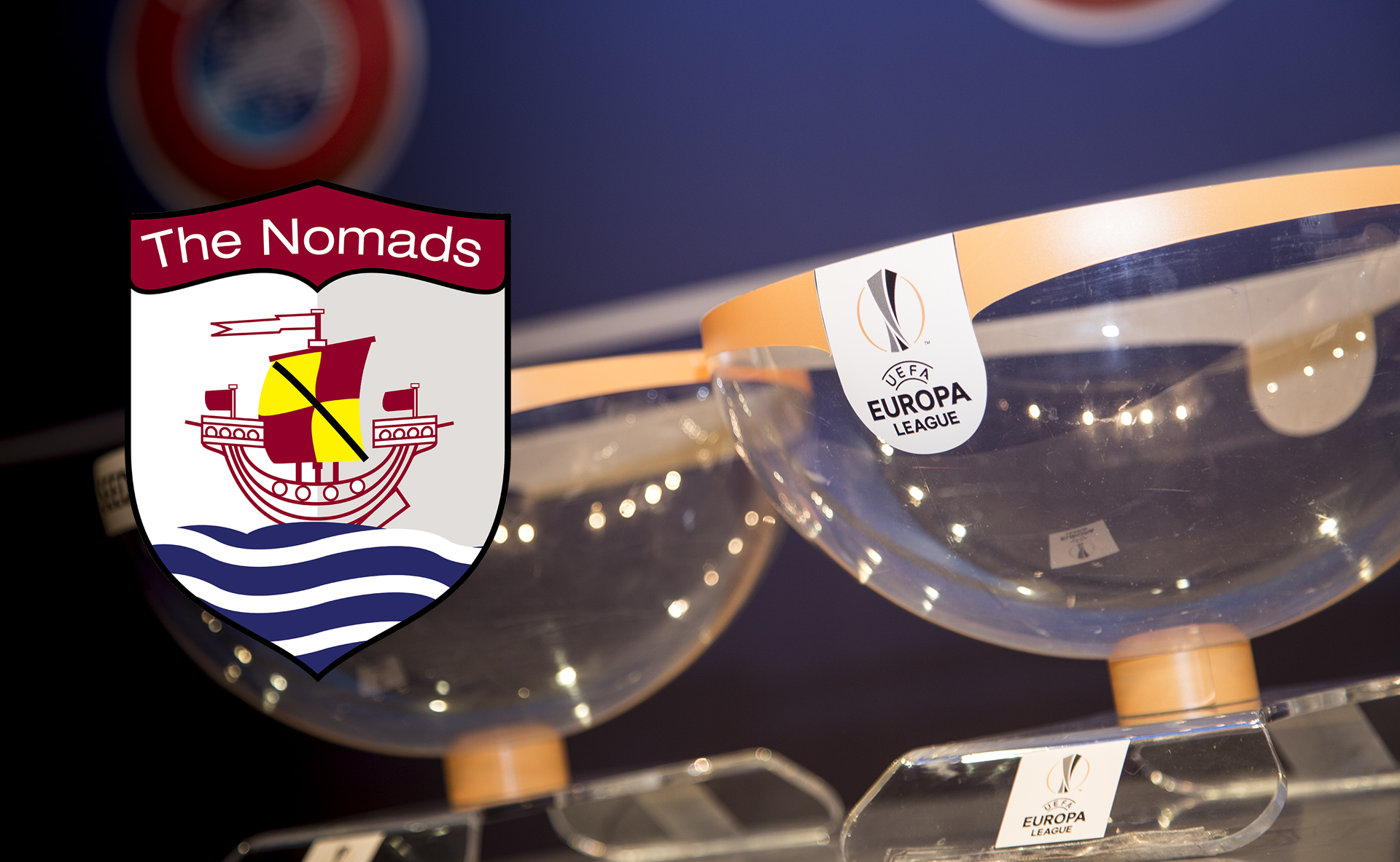 The Nomads will be in the draw in Geneva in June 2017.