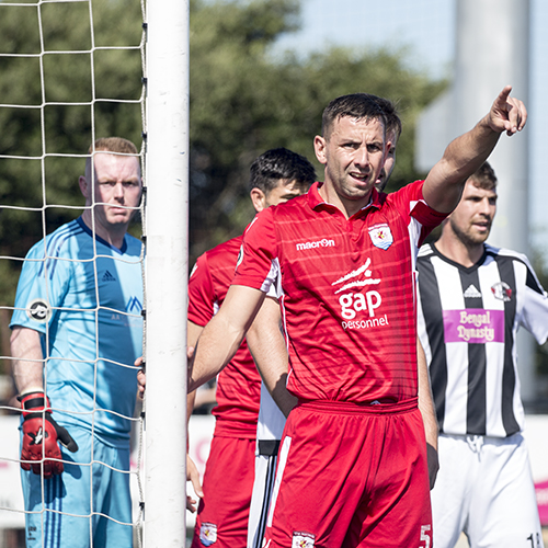 Match Highlights from Llandudno FC 1-0 The Nomads