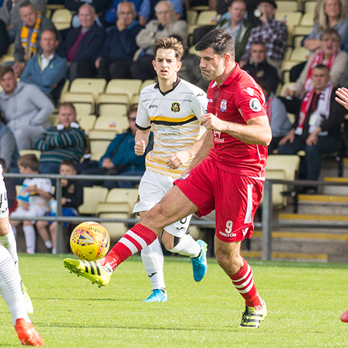 Match Highlights from Dumbarton 2-1 The Nomads