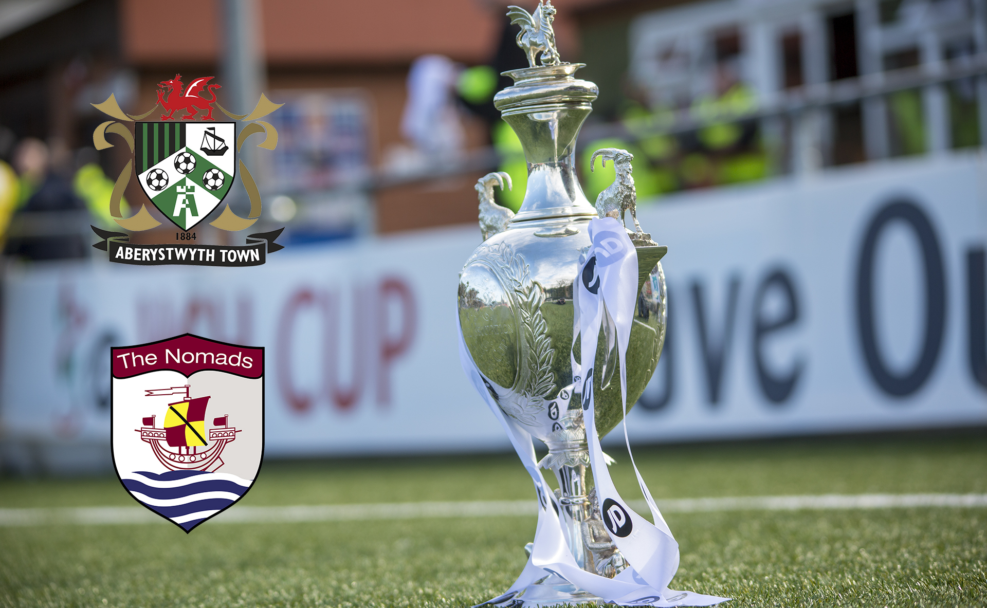 Aberystwyth Town vs Connah's Quay Nomads - JD Welsh Cup Final - Sunday May 6th