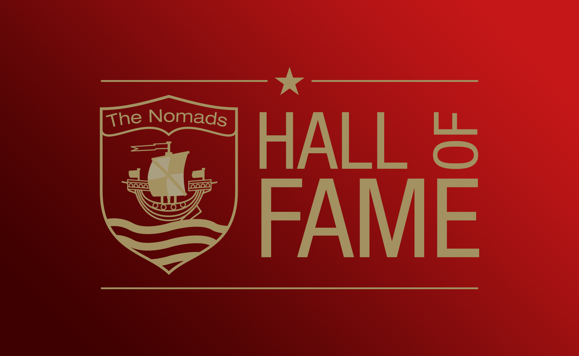Connah's Quay Nomads 2018 Hall of Fame