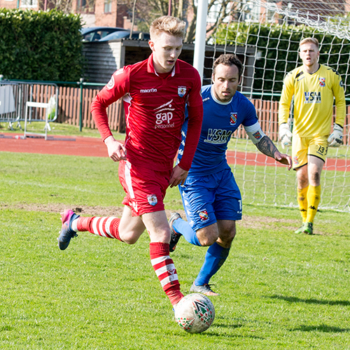 Match Highlights from The Nomads 1-0 Bangor City FC