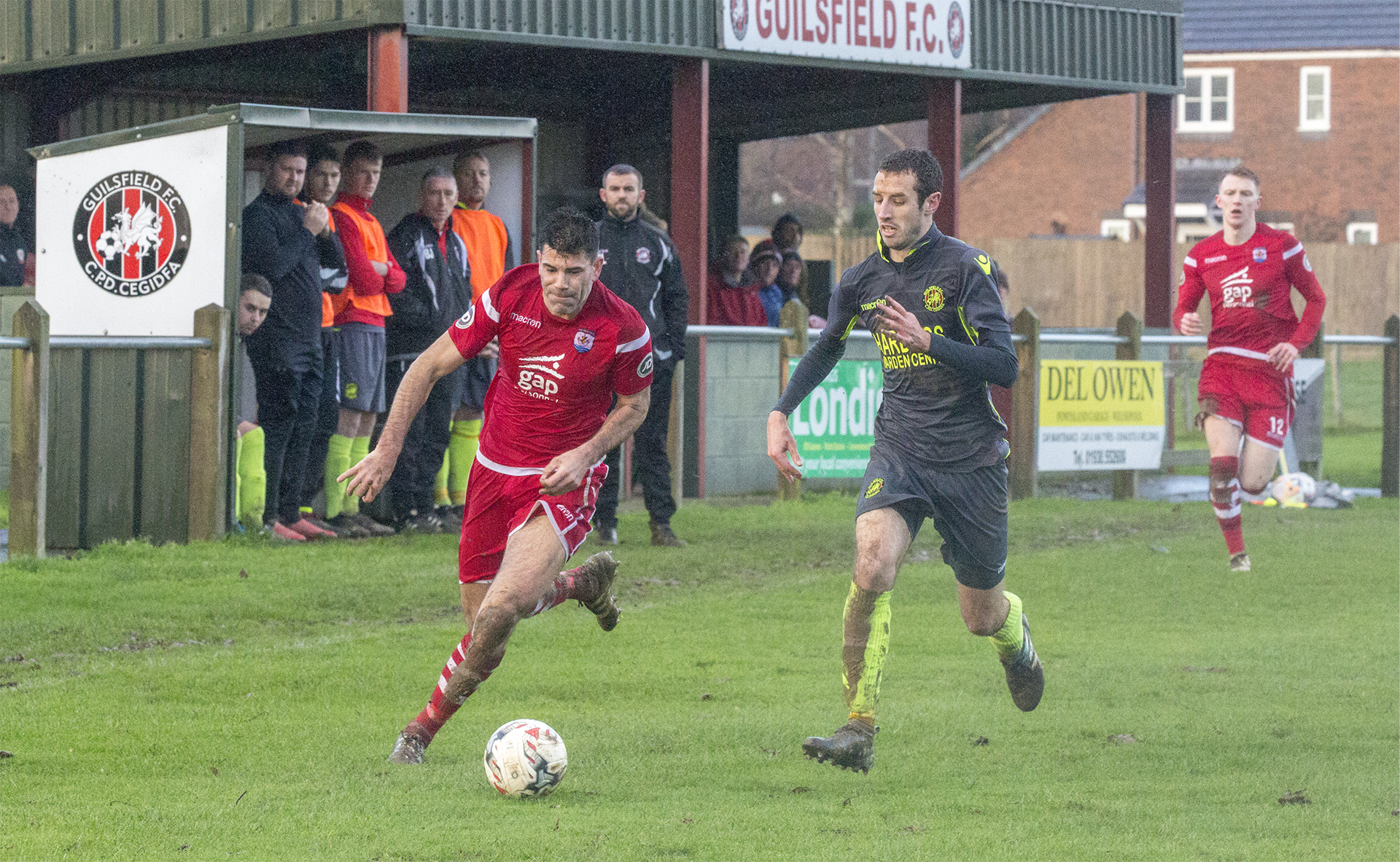 Nomads complete JD Welsh Cup comeback at Guilsfield