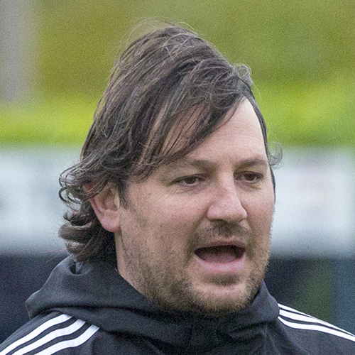 Craig Harrison - First Team Coach