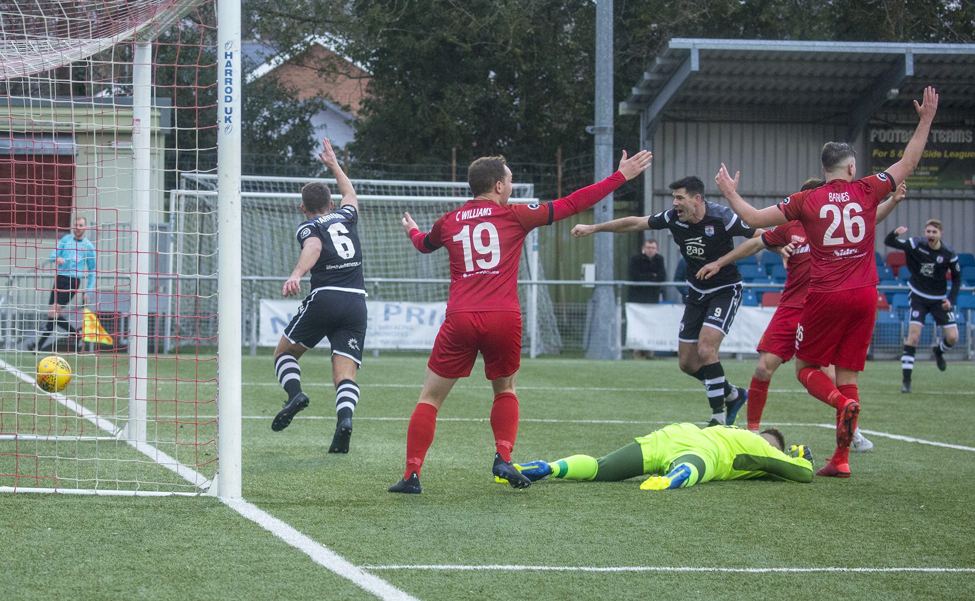 Nomads complete comeback win at Newtown