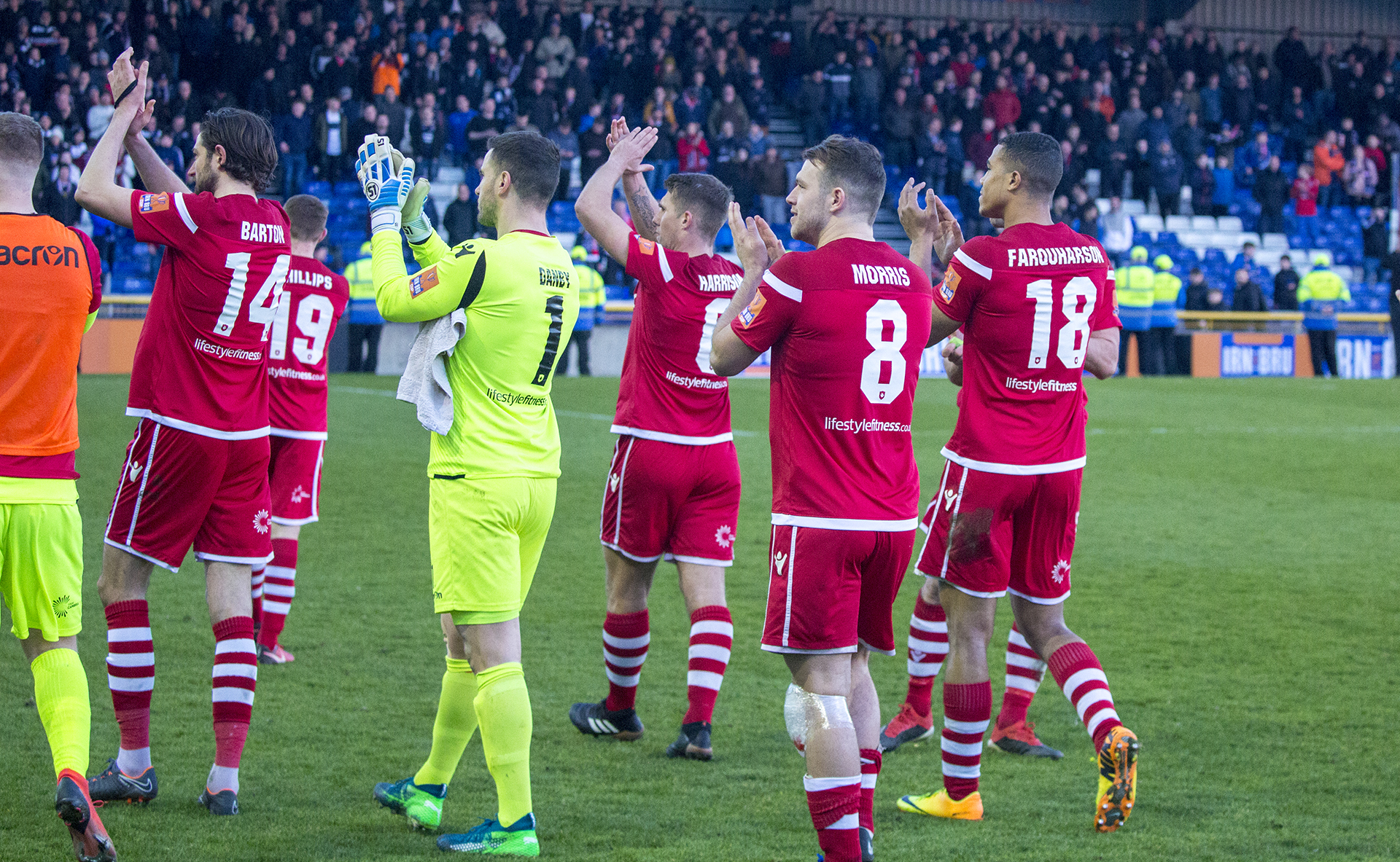 Staggies end Nomads' Irn Bru Cup dream