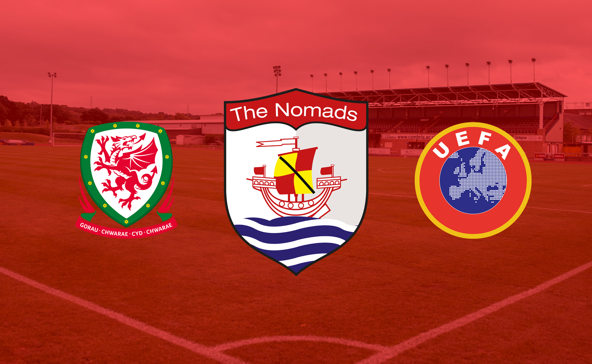 Connah's Quay Nomads are pleased to announce that we have today been awarded both the FAW Tier 1  Licence and the UEFA Licence.
