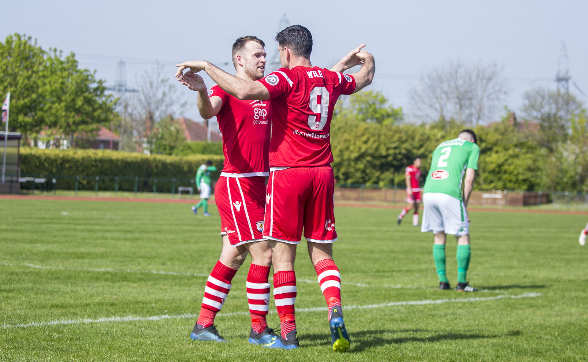 Nomads secure second and qualify for Irn Bru Cup with Barry draw