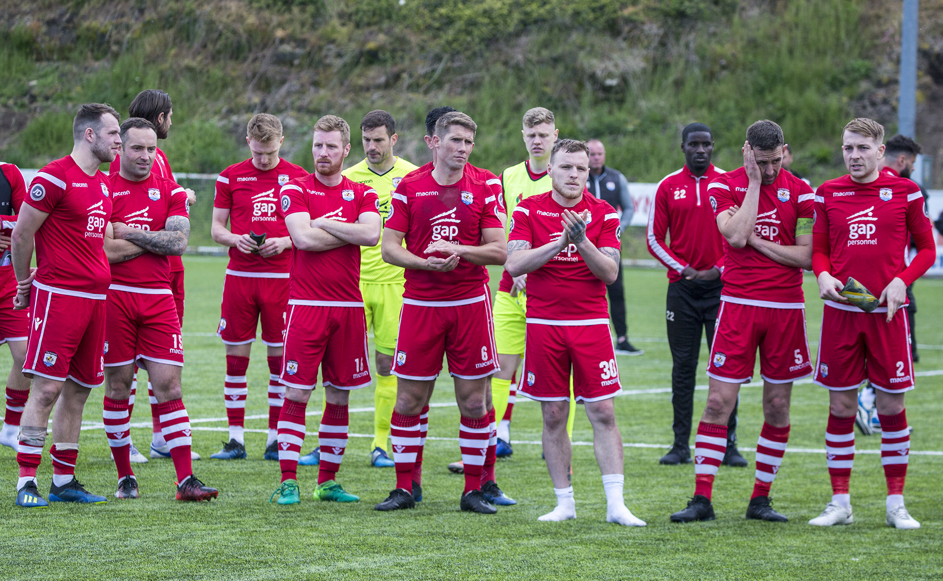 Nomads lose out in JD Welsh Cup final