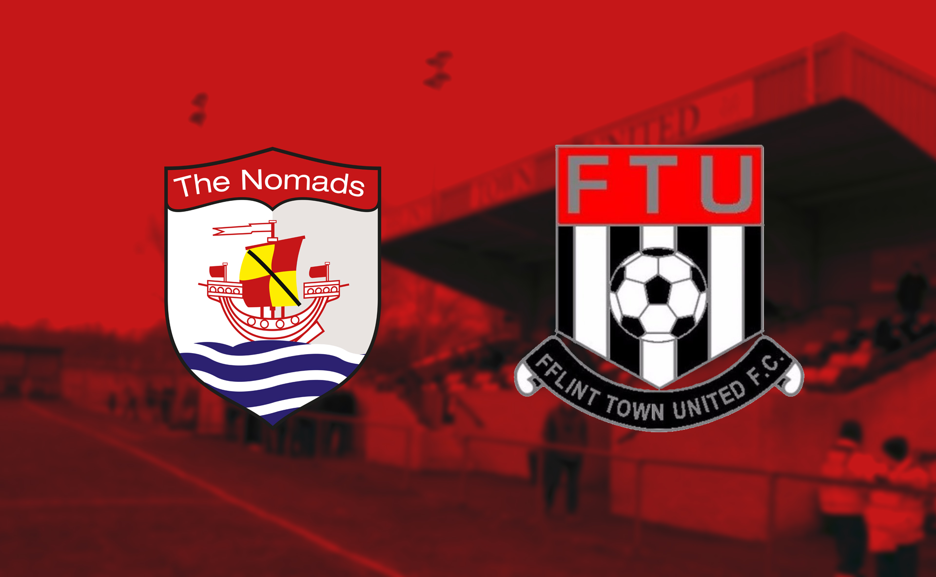 Connah's Quay Nomads FC and Flint Town Utd FC are working together to explore the potential to create an improved stadium facility that would be suitable for both clubs to share.